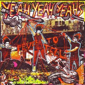 "Album ""Maps"" du groupe Yeah Yeah Yeahs"