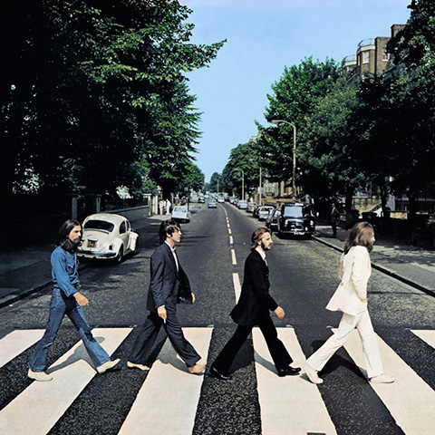 Abbey Road – The Beatles