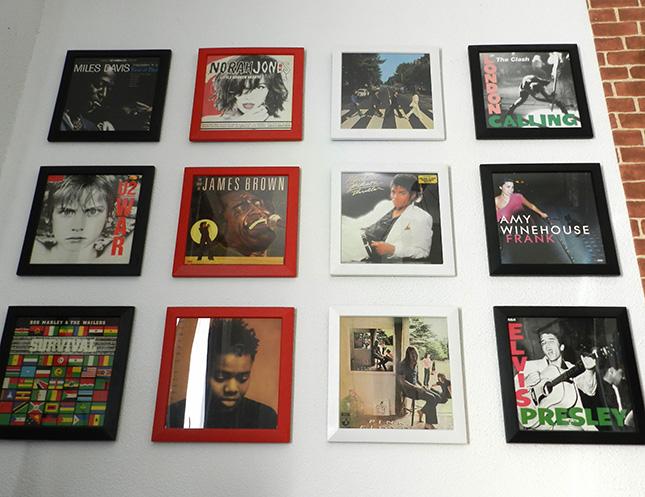 Encadrer Vos Vinyles 7zic