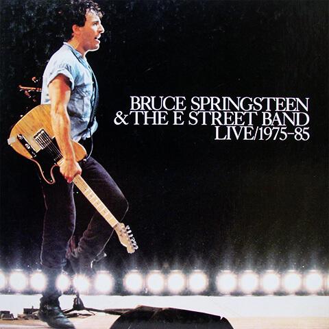 Bruce Springsteen - Live 75-85