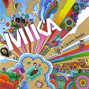 Life In Cartoon Motion Frontal - Mika