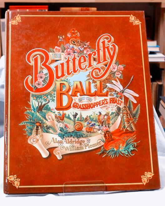 Livre The Butterfly Ball
