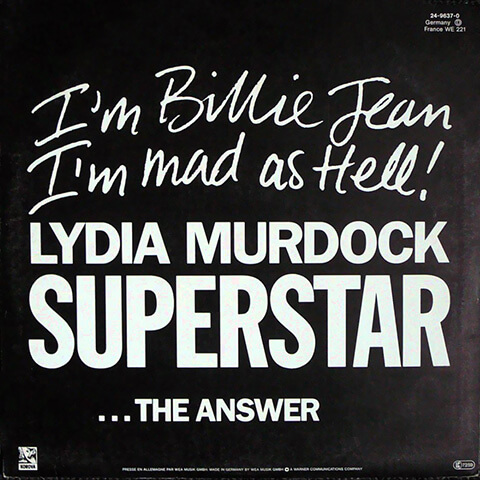 Superstar - Lydia Murdock