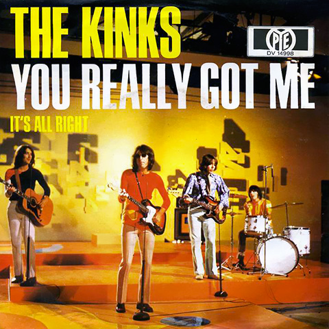The Kinks - You Really Got Me