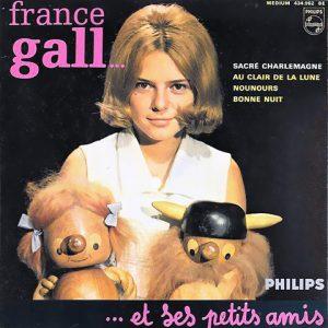France Gall - Sacré Charlemagne
