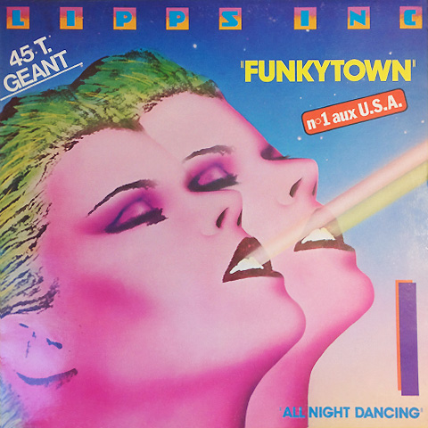 Funkytown - Lipss Inc