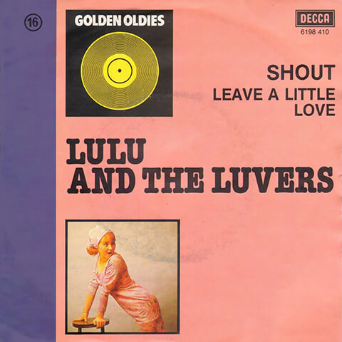 Shout - Lulu And The Luvers