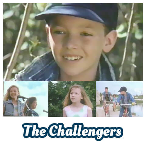 The Challengers- Marie et sa bande