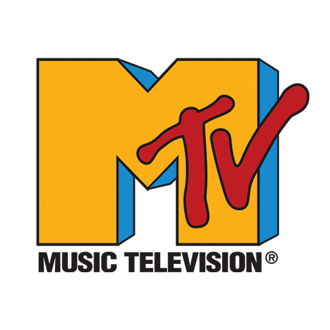 Logo MTV Music Television Original 1981