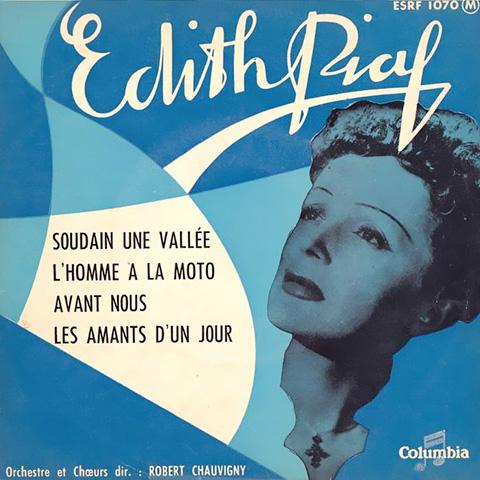 L'Homme A La Moto – Edith Piaf