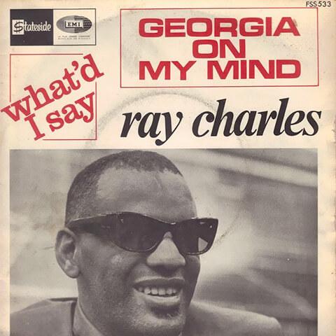 Georgia On My Mind – Ray Charles