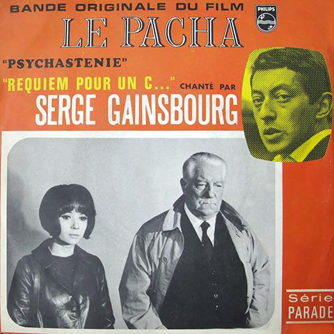 Le Pacha - Serge Gainsbourg