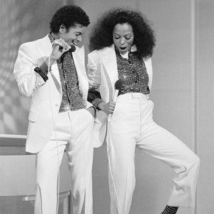 Michael Jackson - Diana Ross - 1981