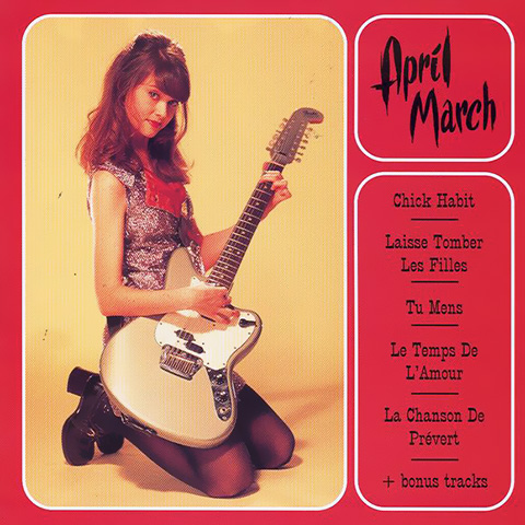 April March - Chick Habit
