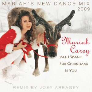 Mariah Carey - All I Want For Christmas