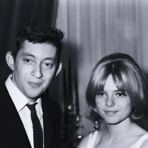 La Collaboration France Gall Et Serge Gainsbourg 7zic