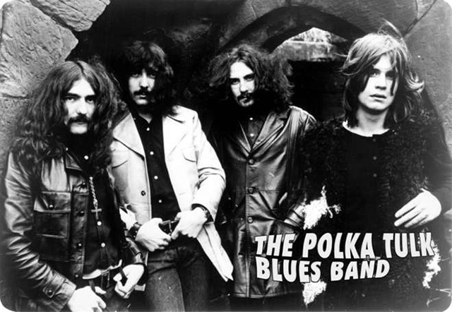 Black Sabbath alias The Polka Tulk Blues Band