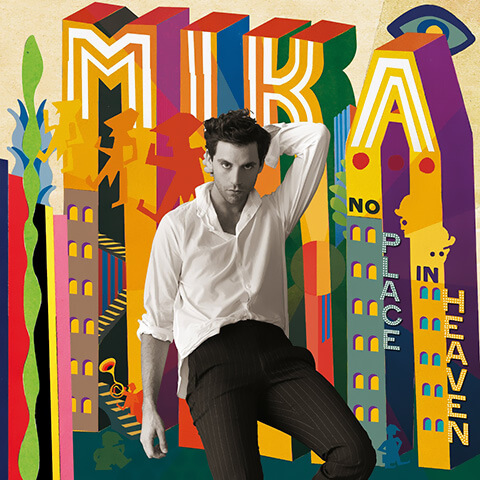 Mika - No Place To Heaven
