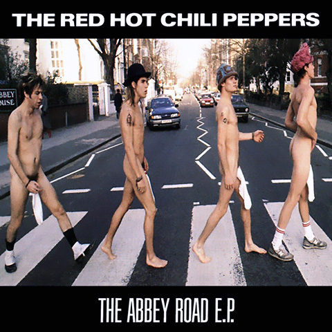 The Abbey Road E.P - Red Hot Chili Peppers
