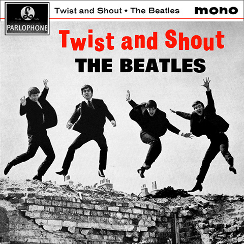 Twist And Shout – The Beatles