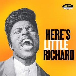 Here's Little Richard - Little Richard