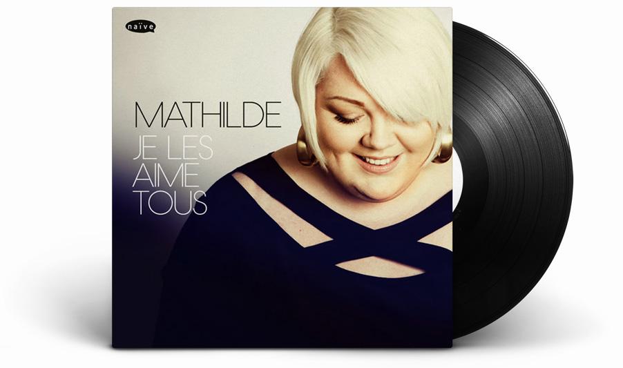 Album Je Les Aime Tous - Mathilde