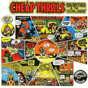 Big Brother The Holding Company - Cheap Thrills