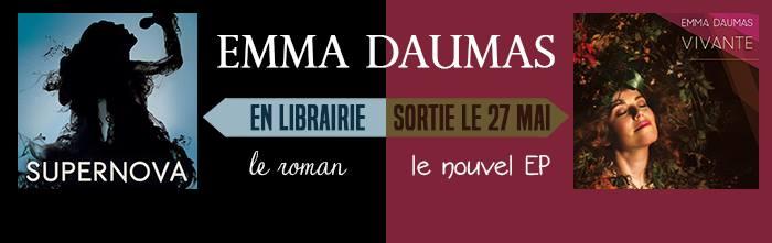 Emma Daumas - Vivante - Supernova
