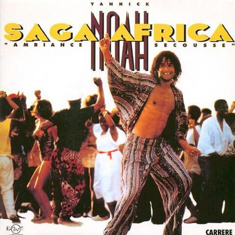 Yannick Noah - Saga Africa