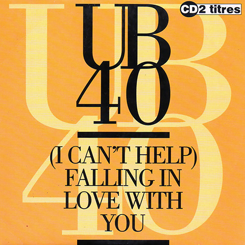 Can't Help Falling In Love de UB40
