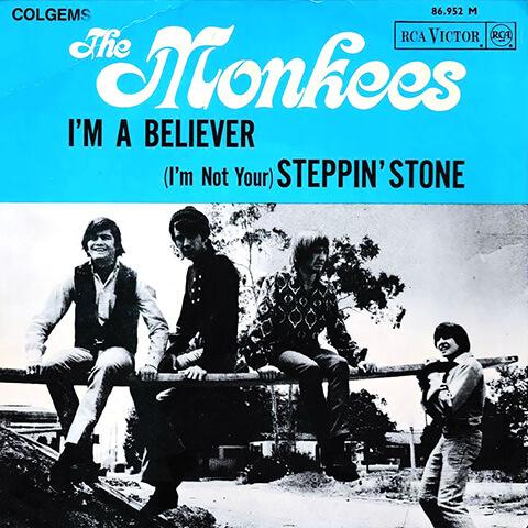 I'm A Believer de The Monkees