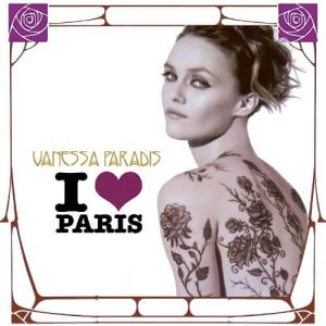 Vanessa Paradis - I Love Paris