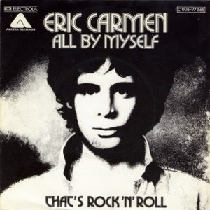 Eric Carmen - All By Myself