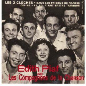 Les Trois Cloches - Edith Piaf