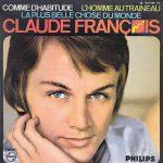 Comme d'habitude - Claude François