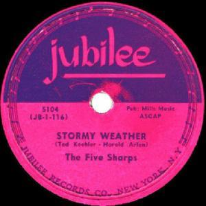 Stormy Weather - Five Sharps