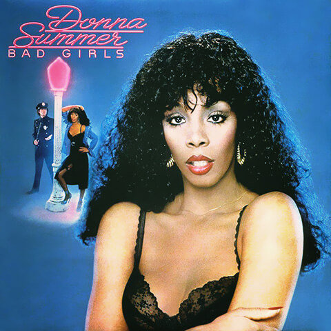 Donna Summer - Bad Girl