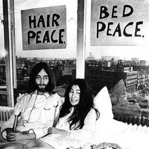 John Lennon et Yoko Ono - Bed Peace
