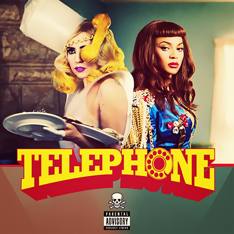 Lady Gaga - Beyonce - Telephone