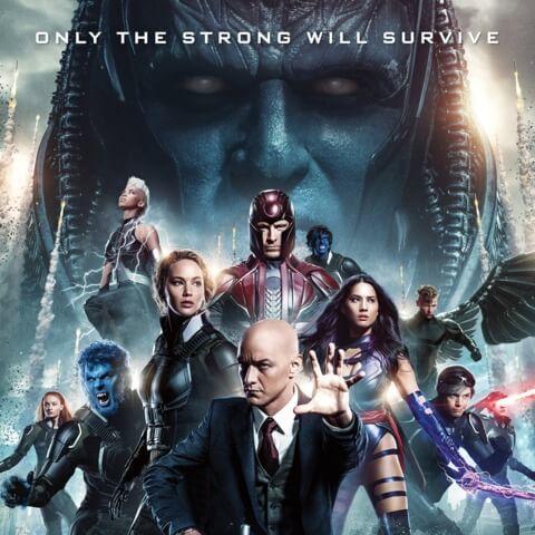 X-Men Apocalypse - Sweet Dreams - Eurythmics
