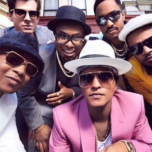 Bruno Mars et Mark Ronson - Uptown Funk