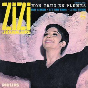 Zizi Jeanmaire - Mon Truc En Plumes
