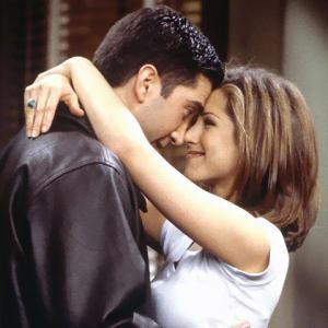 Friends - Rachel et Ross