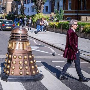 Doctor Who - Abbey Road des Beatles