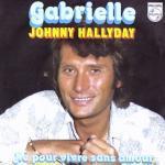 Gabrielle de Johnny Hallyday