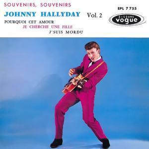 Souvenirs Souvenirs de Johnny Hallyday