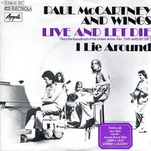 Live and Let Die de Paul McCartney & Wings
