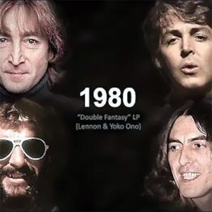 The Beatles en morphing