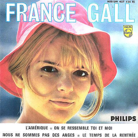 Nous Ne Sommes Pas Des Anges de France Gall