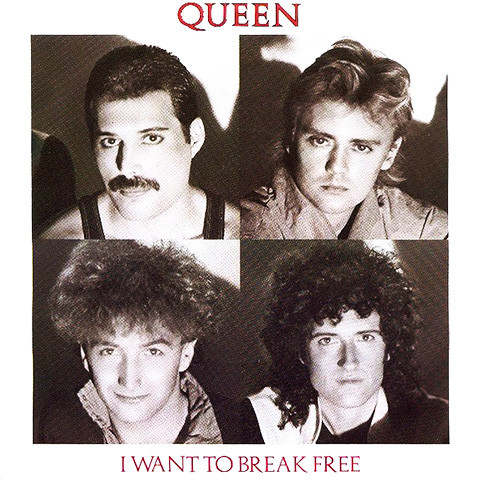 I Want To Break Free de Queen